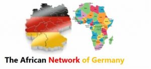 Logo TANG e.V. (The African Network of German)